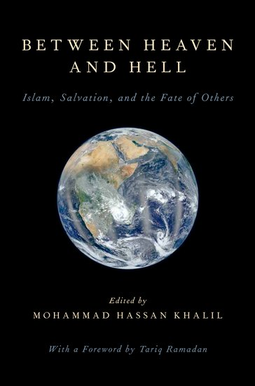 Cover for the book Between Heaven and Hell